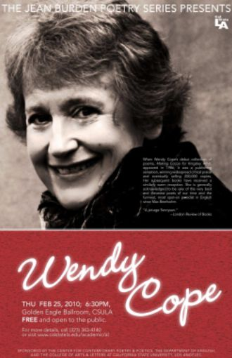 Image of Wendy Cope