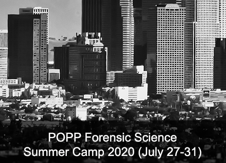 CSI Forensic Science Summer Camp (coming soon)