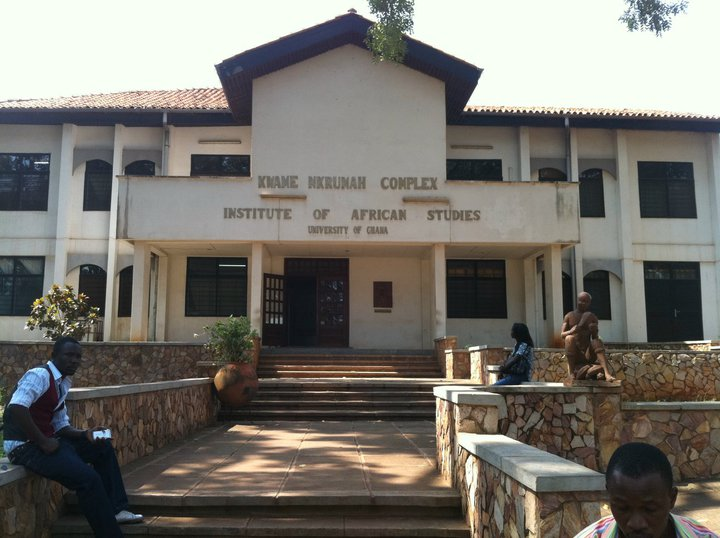 Institute of African Studies at the University of Ghana