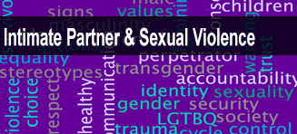 intimate partner and sexual violence