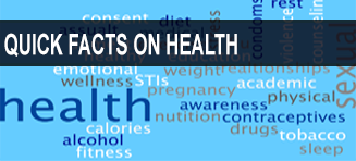 Quick Facts on Health