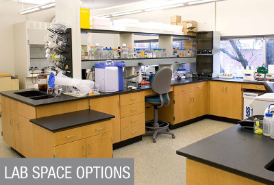 Lab Space Options