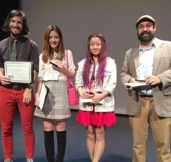 Cal State L.A. winners at 2014 Media Arts Festival