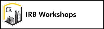 IRB-Workshops