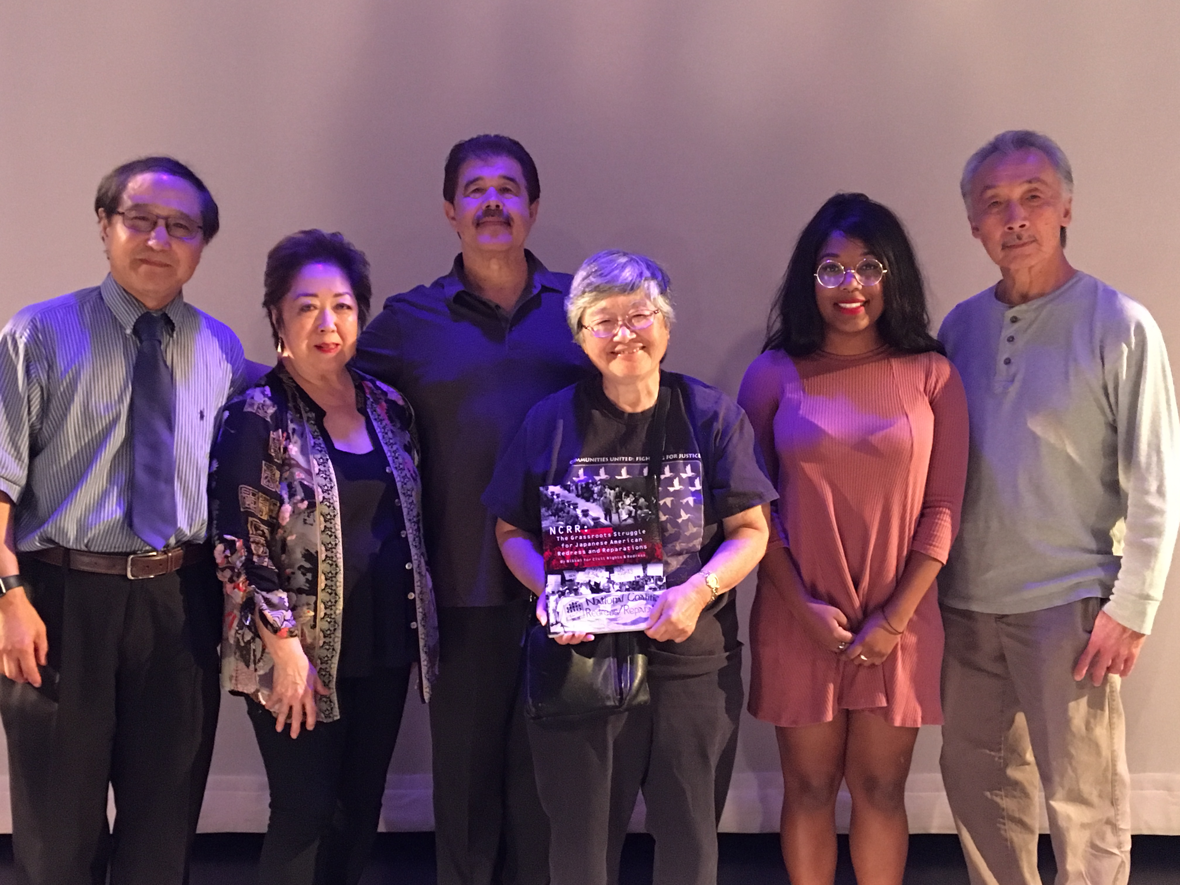 Japanese American Reddress & Reparations (Co-sponsored with Asian Pacific Islander Resource Center)