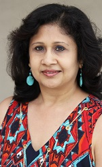 Also known as Ambika Gopalakrishnan