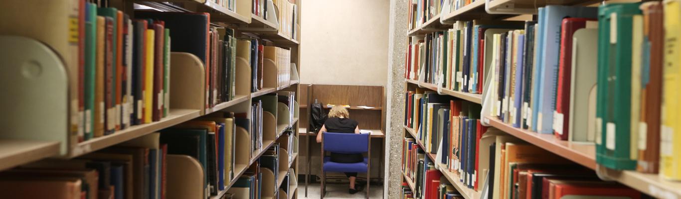 Library Study Scene