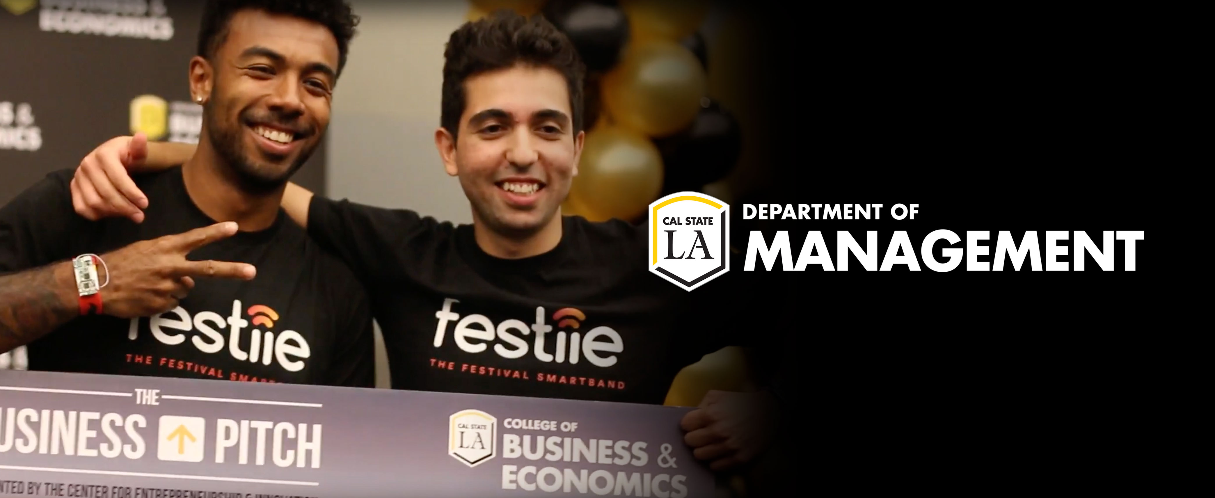 Cal State LA College of Business & Economics   Department of Managements