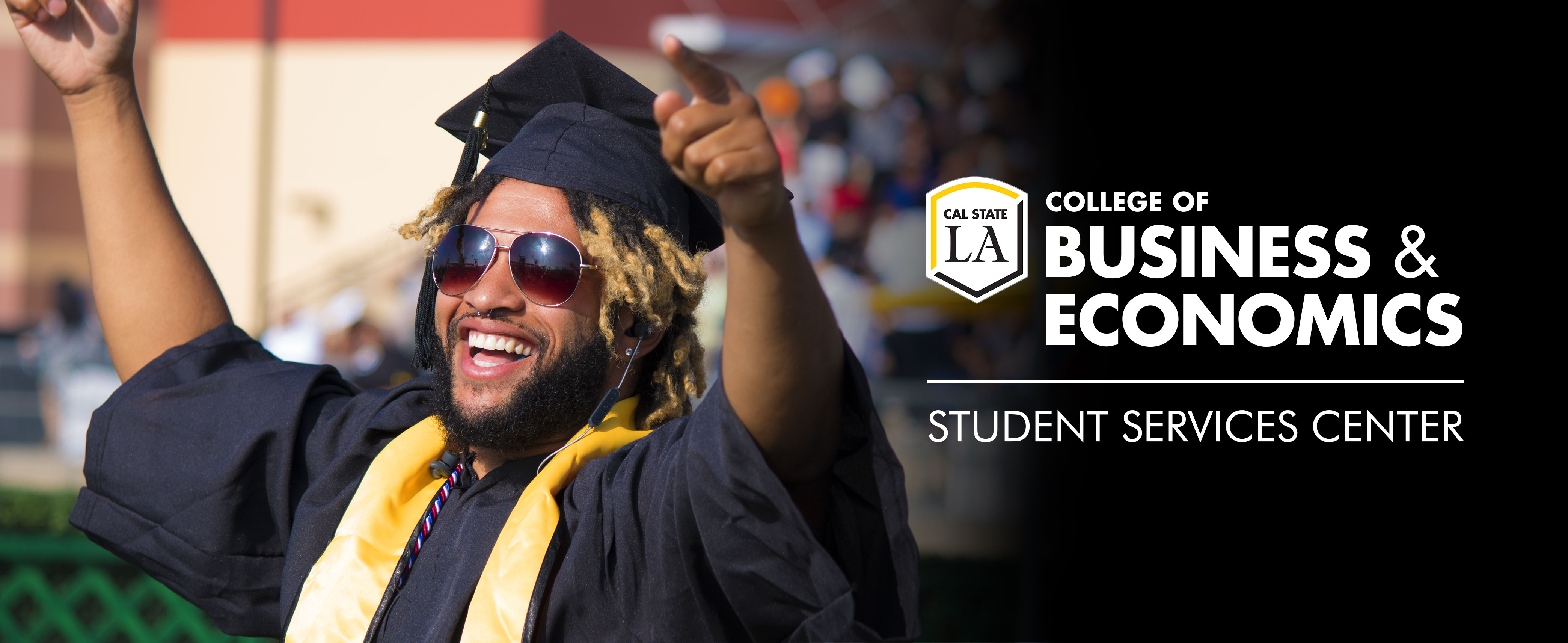 Cal State LA College of Business & Economics | Student Services Center