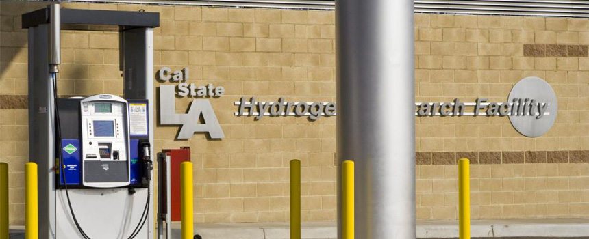 Cal State L.A. Hydrogen Research and Fueling Facility