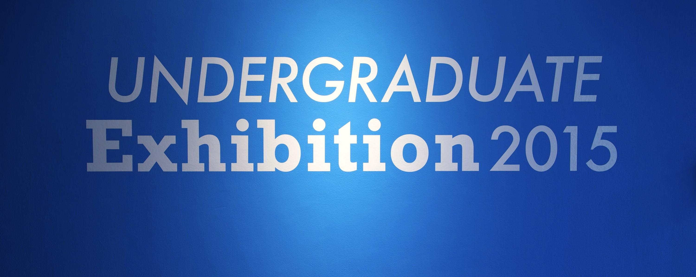 Undergraduate Exhibition 6