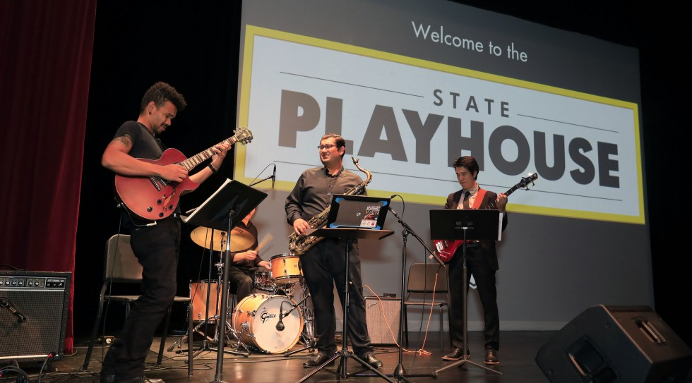 Cal State LA celebrates State Playhouse grand reopening
